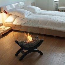 Фотография: Спальня в стиле Современный, Советы, Камины, Виктория Тарасова – фото на InMyRoom.ru