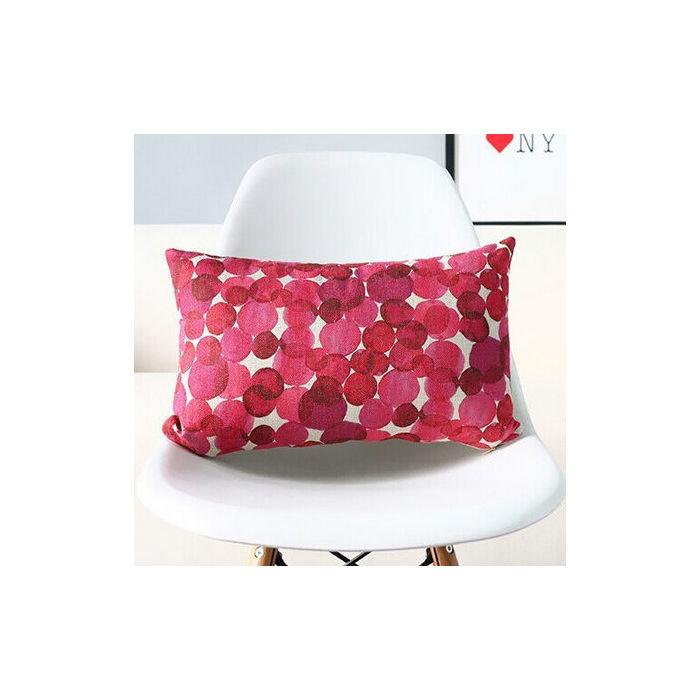Чехол для подушки Краски