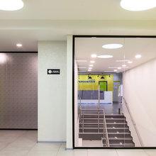 Фото из портфолио Фитнес-клуб ENDORPHIN – фотографии дизайна интерьеров на INMYROOM