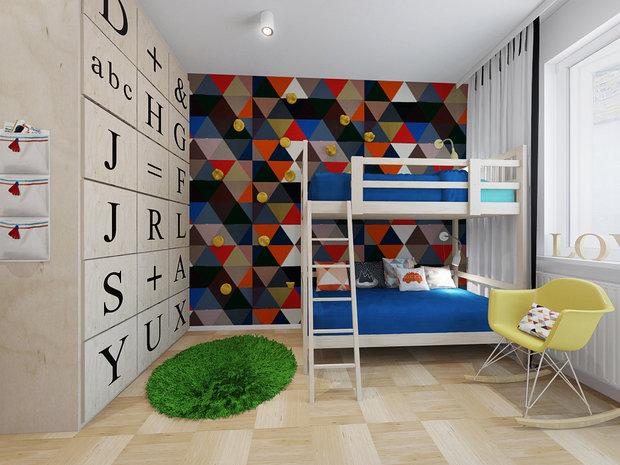 Фото из портфолио Квартира г.Минск, 73 кв.м. – фотографии дизайна интерьеров на INMYROOM