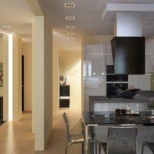 Фото из портфолио Гостинная и кухня – фотографии дизайна интерьеров на InMyRoom.ru