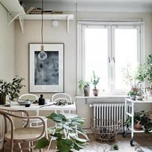 Фото из портфолио Крохотная квартирка площадью 19 кв.м – фотографии дизайна интерьеров на INMYROOM