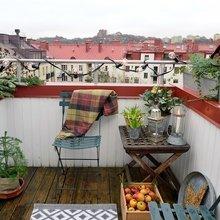 Фото из портфолио Alfhemsgatan 6, Линнестаден – фотографии дизайна интерьеров на InMyRoom.ru