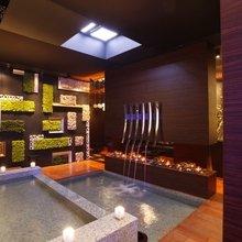 Фотография: Прочее в стиле Эко, Декор интерьера, Квартира, Дом, Мебель и свет, Камин – фото на InMyRoom.ru