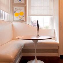 Фотография: Кухня и столовая в стиле Современный, Квартира, Дома и квартиры, Пентхаус, Картины – фото на InMyRoom.ru