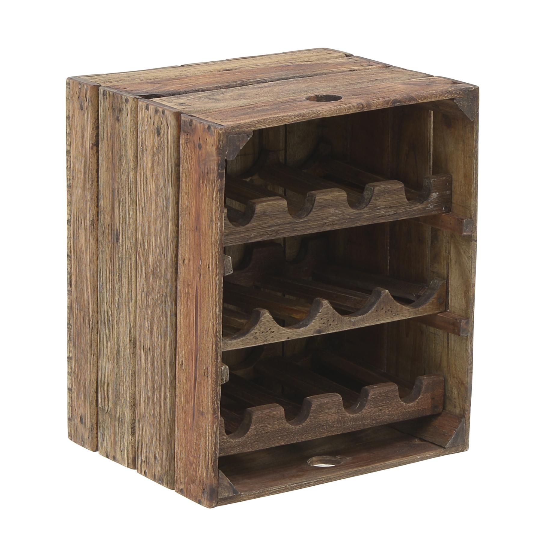 Подставка для бутылок на 12 секций