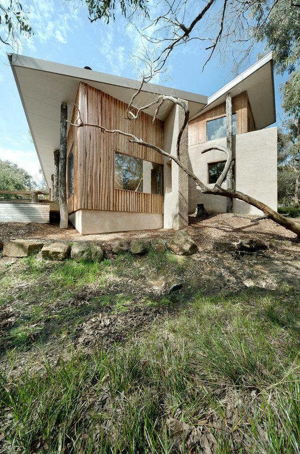 Фотография: Архитектура в стиле Эко, Умный дом, Гид, Roca, Safe Touch, термо-смесители, автономный дом, эко-дом – фото на INMYROOM