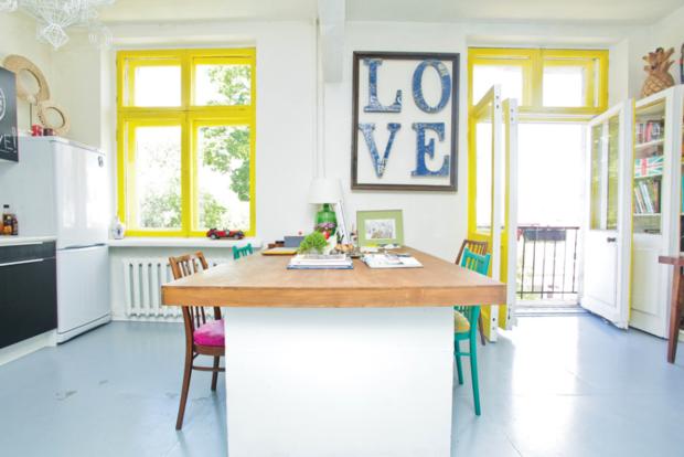 Фотография: Кухня и столовая в стиле Лофт, Скандинавский, Квартира, Советы, Гид – фото на InMyRoom.ru