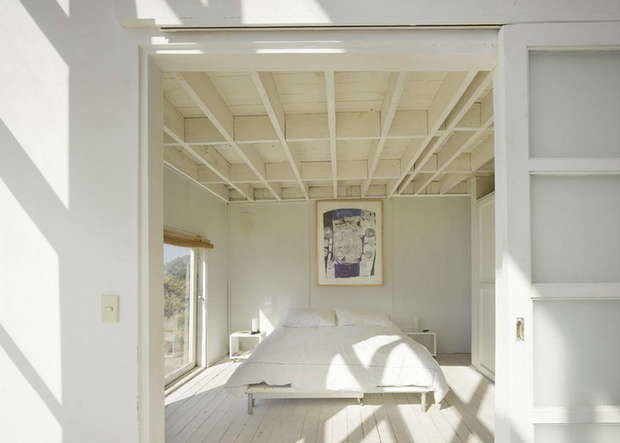 Фотография: Спальня в стиле Прованс и Кантри, Современный, Декор интерьера, Дом, Дома и квартиры, Архитектурные объекты, Чили – фото на InMyRoom.ru