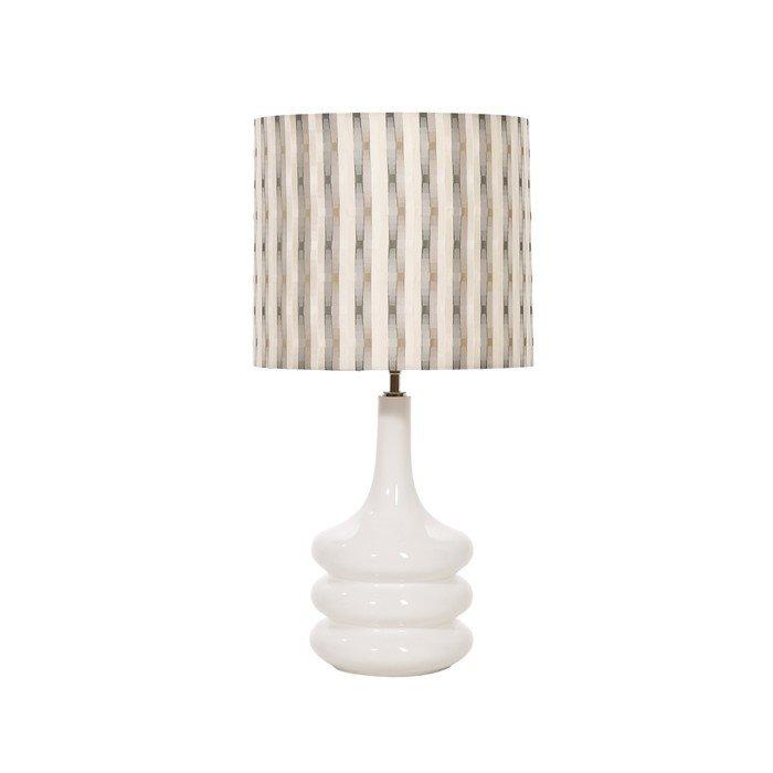 Pop white настольный светильник