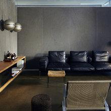 Фотография: Гостиная в стиле Лофт, Дома и квартиры, Городские места – фото на InMyRoom.ru