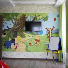 Фото из портфолио Вызов для дизайнера - реконструкция детской – фотографии дизайна интерьеров на InMyRoom.ru