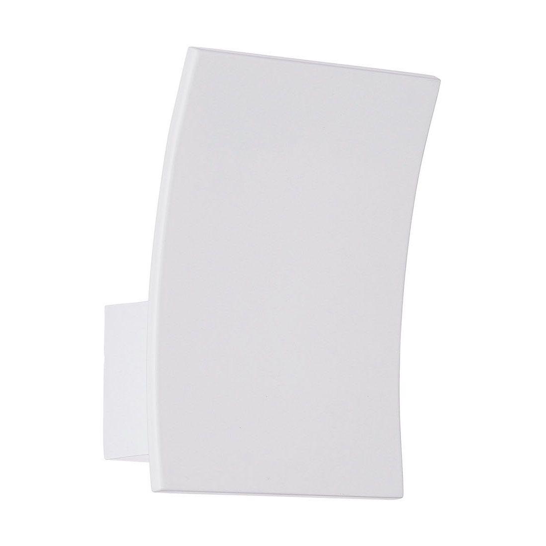 Купить Настенный светодиодный светильник Ideal Lux Fix Bianco, inmyroom, Италия