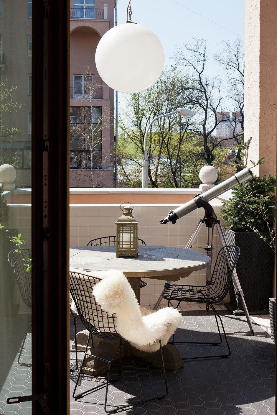 Фотография: Балкон, Терраса в стиле , Квартира, BoConcept, Дома и квартиры, IKEA – фото на InMyRoom.ru