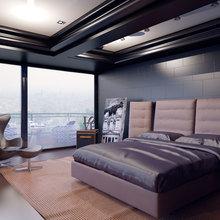Фото из портфолио Квартира студия для холостяка – фотографии дизайна интерьеров на INMYROOM