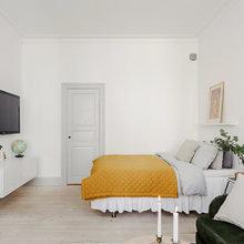 Фото из портфолио Karlbergsvägen 53 – фотографии дизайна интерьеров на InMyRoom.ru