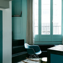Фото из портфолио  Перестройка дуплекса в Париже – фотографии дизайна интерьеров на InMyRoom.ru