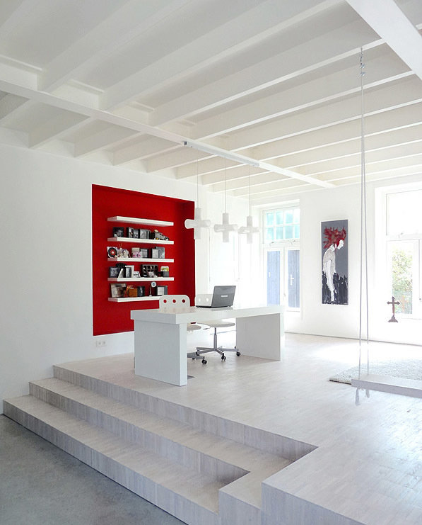 Фотография: Офис в стиле , Дом, Дома и квартиры, Проект недели – фото на InMyRoom.ru