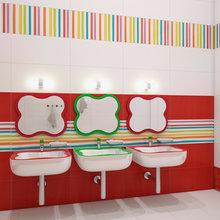 Фото из портфолио Дизайн детского сада ЭФКО г.Белгород – фотографии дизайна интерьеров на InMyRoom.ru