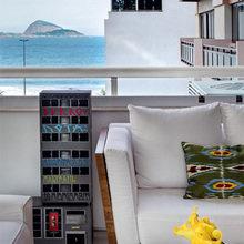 Фотография: Балкон в стиле Современный, Декор интерьера, Квартира, Декор дома – фото на InMyRoom.ru