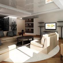 Фото из портфолио Двухъярусная квартира – фотографии дизайна интерьеров на INMYROOM