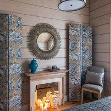 Фото из портфолио Северная дача – фотографии дизайна интерьеров на INMYROOM