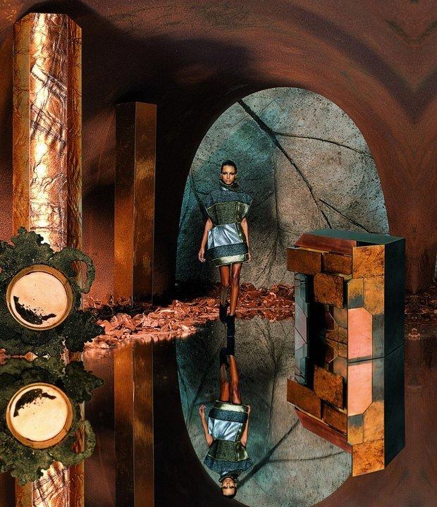 Фотография: Прочее в стиле , Индустрия, События, Heimtextil Russia, Elle Decoration – фото на InMyRoom.ru