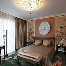 Фото из портфолио Спальня в классическом стиле с китайскими мотивами – фотографии дизайна интерьеров на InMyRoom.ru