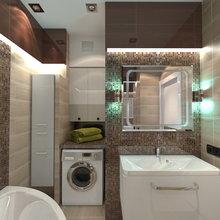 Фото из портфолио кв 60 кв м – фотографии дизайна интерьеров на InMyRoom.ru