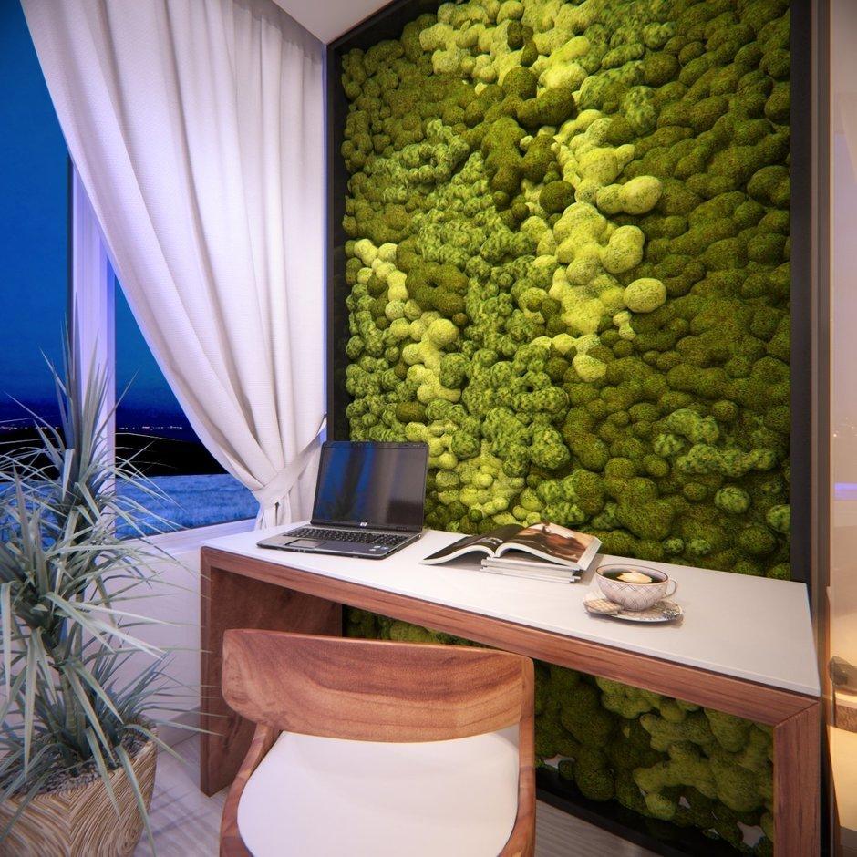 Фотография: Кабинет в стиле Современный, Квартира, Проект недели – фото на InMyRoom.ru