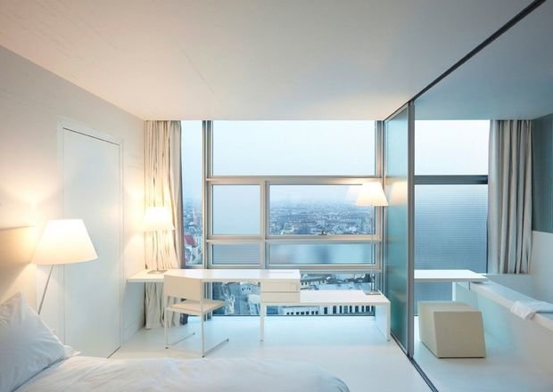 Стоимость двухместного размещения в отеле Sofitel Vienna Stephansdom от 15.000 рублей в сутки