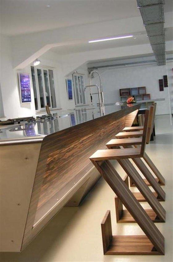 Фотография: Кухня и столовая в стиле Лофт, Минимализм, Декор интерьера, Декор, Мебель и свет, освещение – фото на InMyRoom.ru