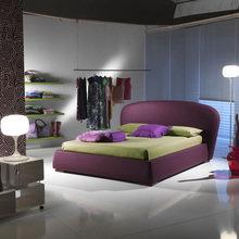 Фотография: Спальня в стиле Современный, Декор интерьера, Мебель и свет, Светильник – фото на InMyRoom.ru