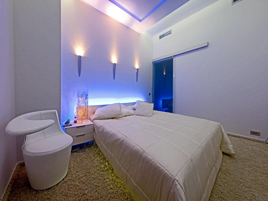Фотография: Спальня в стиле Современный, Классический, Квартира, Дома и квартиры, Модерн, Ар-нуво – фото на InMyRoom.ru