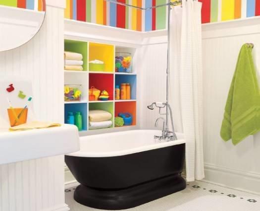 Фотография: Ванная в стиле Современный, Декор интерьера, DIY, Декор дома, Советы – фото на InMyRoom.ru