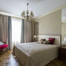 Фотография: Спальня в стиле Классический, Квартира, Проект недели, Москва, Мария Наседкина, Илья Насонов, Nasonov DesignWerke – фото на InMyRoom.ru