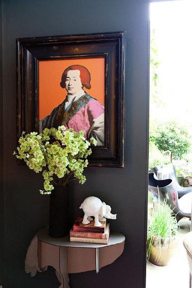 Фотография: Флористика в стиле , Декор интерьера, Квартира, Дома и квартиры – фото на InMyRoom.ru