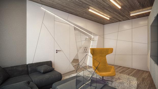 Фотография: Декор в стиле Лофт, Декор интерьера, Дом, Декор дома, Цвет в интерьере, Белый – фото на InMyRoom.ru