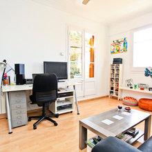 Фотография: Офис в стиле Скандинавский, Современный, Квартира, Дома и квартиры, Барселона – фото на InMyRoom.ru