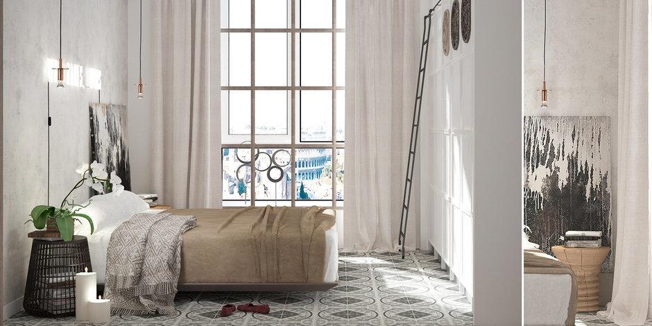 Фотография: Декор в стиле Лофт, Современный, Эклектика, Декор интерьера, Квартира, Белый, Проект недели, Бежевый – фото на InMyRoom.ru