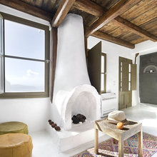 Фото из портфолио Апартаменты на SANTORINI – фотографии дизайна интерьеров на INMYROOM