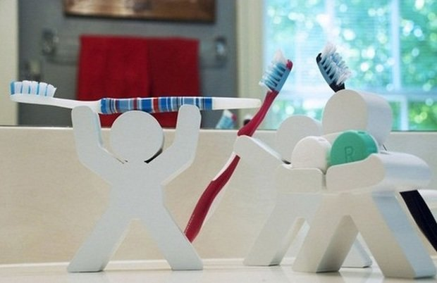 Фотография: Ванная в стиле Прованс и Кантри, Декор интерьера, DIY, Декор дома, Советы – фото на InMyRoom.ru