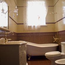 Фото из портфолио Загородная романтика – фотографии дизайна интерьеров на InMyRoom.ru