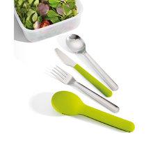 Набор столовых приборов Joseph Joseph goeat cutlery set зелёный