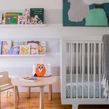 Фото из портфолио Хранение в детской – фотографии дизайна интерьеров на InMyRoom.ru