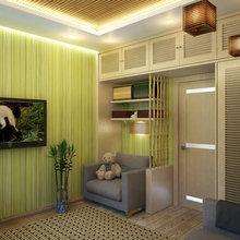 Фото из портфолио Бамбуковый мир – фотографии дизайна интерьеров на INMYROOM