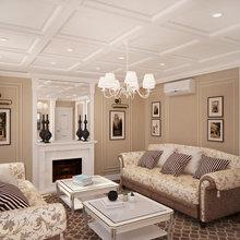 Фото из портфолио Уютная гостиная – фотографии дизайна интерьеров на INMYROOM