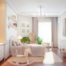 Фото из портфолио Kids room – фотографии дизайна интерьеров на InMyRoom.ru