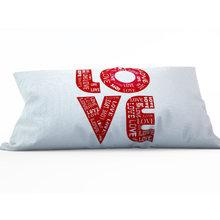 Дизайнерская подушка: Любовь