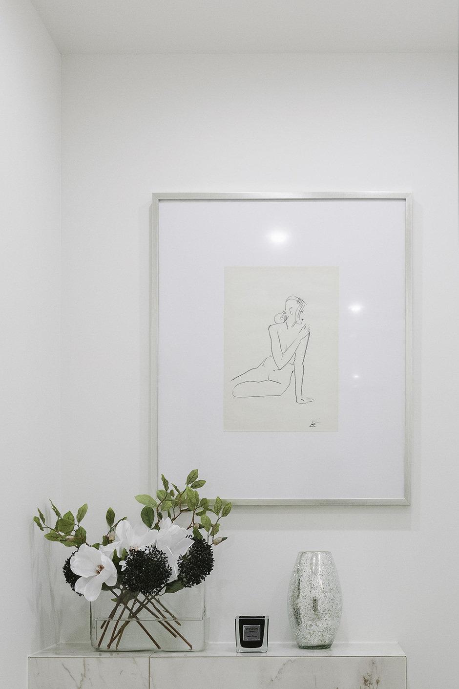 Фотография:  в стиле , Квартира, Проект недели, Ольга Куликовская-Эшби, Сталинка, 3 комнаты, 60-90 метров – фото на InMyRoom.ru